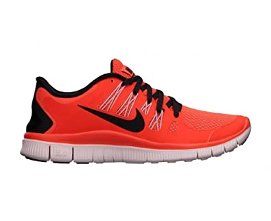 Nike Lady Free 5.0+ Running Shoes - 6 - Red