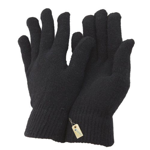 Ladies/Womens Winter Magic Gloves with Wool