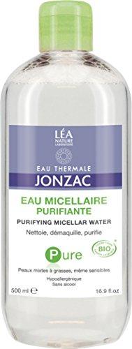 Acqua Jonzac termica purificazione pura Micellare Acqua