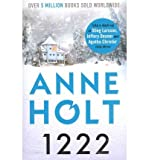 Anne Holt 1222 by Holt, Anne ( Author ) ON Jun-01-2011, Paperback