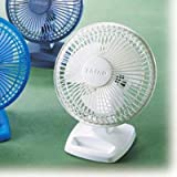 Lasko Personal Fan#2002W, 6 Inches, White