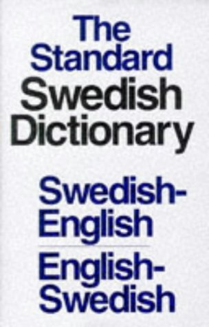 Standard Swedish Dictionary