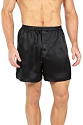 Men's 100% Silk Boxer Shorts (The Executive Lounge) Luxury Gifts by TexereSilk