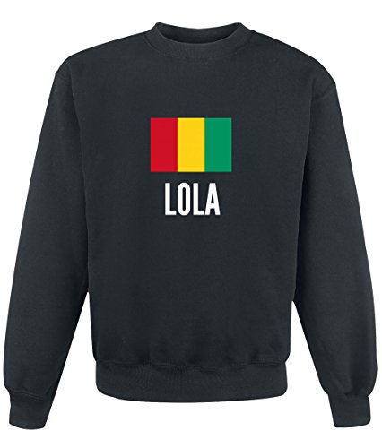 Felpa Lola city Black