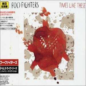 Foo Fighters - Times Like These (Japanese Edition) - Zortam Music