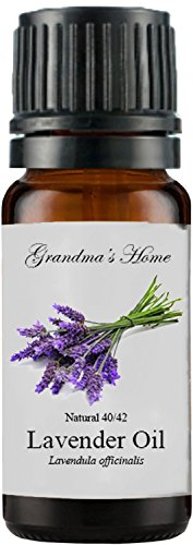 Grandma's Home Essential Oils - 100% Pure Therapeutic Grade - Buy 4 Get 1 Free! (Lavender (Standardized), 10 mL)