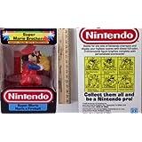 Nintendo Trophy Figure - Super Mario Hurls A Fireball ~ Hasbro /Nintendo