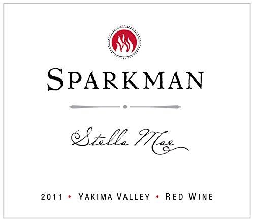 "2011 Sparkman Cellars ""Stella Mae"" Yakima Valley Cabernet Blend 750 Ml"