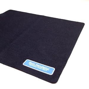 """Microfaser Reinigungstuch 15x15 cm in """"Schwarz"""" für alle Smartphones & Tablets"""