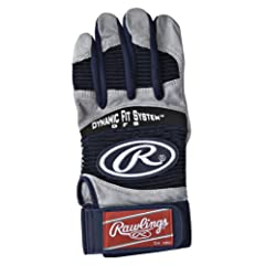 Buy Rawlings Workhorse Adult Batting Gloves by Rawlings