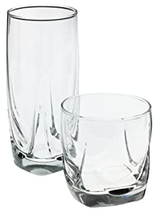 Libbey 16-Piece Imperial Glassware Set by Libbey