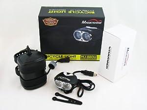 Magicshine Mj-880u 2200 Lumen Led Bike Light Cree Xm-l U2 Version