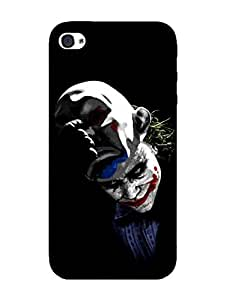 PRINTINK back cover for Apple iPhone 4