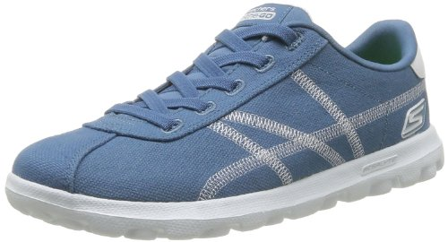 Skechers Women's on-the-GOÂ Classic Trainers Blue Blau (BLU) Size: 41
