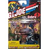 GI JOE Vs COBRA Big Ben (Tan/Green Uniform) Vs. Cobra Alley Viper (Blue/Grey ...