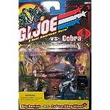 GI JOE Vs COBRA Big Ben (Tan/Green Uniform) Vs. Cobra Alley Viper (Blue/Grey ...