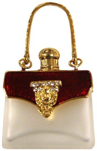 Rucci Red Handbag Shaped Perfume Bottle