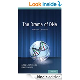 The Drama of DNA: Narrative Genomics