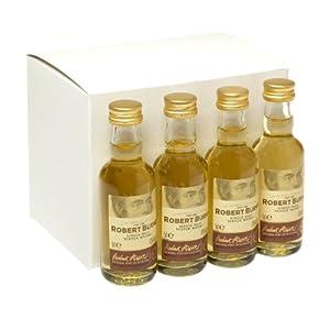 Robert Burns Single Malt Scotch Whisky 5cl Miniature - 12 Pack by Isle of Arran Distillers