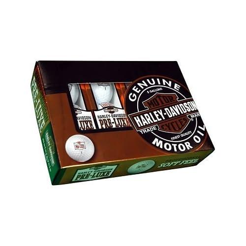 Harley Davidson Golf Balls 12 Pack