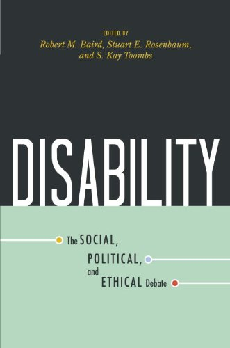 Disability: The Social, Political, and Ethical Debate...