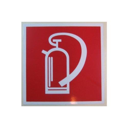 Hinweisschild-Feuerlscher-KNS-light-Langnachleuchtend-selbstklebend-nach-Norm-BGV-A8-F05-148-x-148