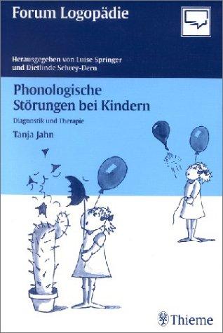 Phonologische Störungen bei Kindern