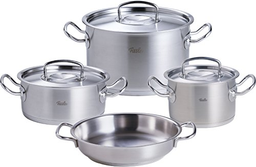 Fissler 84 133 04 000 Topfset Original Profi CollectionM-. 4-tlg.: Amazon.de: Küche & Haushalt