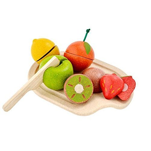 Plan Toys Activity Assorted Fruit Playset