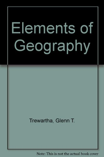 Elements of Geography PDF
