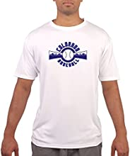 My City - Colorado Baseball UPF Performance T-shirt