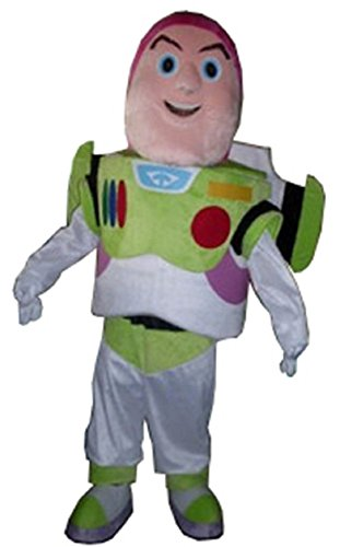 mascot Costume buzz lightyear toy story adult fancy