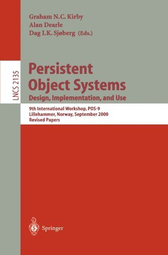 Persistent Object Systems: 9th International Workshop, POS-9, Lillehammer, Norway, September 6-8, 2000, Revised Papers (Lecture Notes in Computer Science)