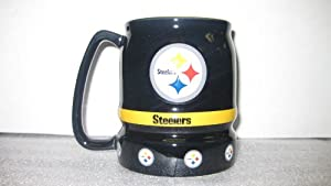 Steelers Barrel Mug