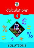 Cambridge Mathematics Direct 4 Calculations Solutions (0521798264) by Barber, Anne