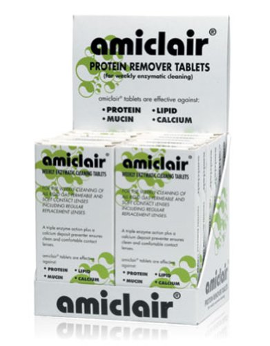 amiclair-weekly-enzymatic-protein-remover-contact-lens-cleaning-tablets-refill-pack-24-tablets