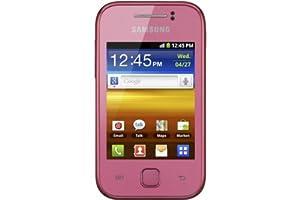 Samsung GALAXY Y Young Smartphone Quadri-bande/ HSDPA/3G+ Bluetooth A-GPS Wifi Totoro rose