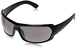 Fastrack Black Wrap Sunglasses (P190BK1)