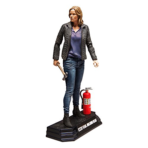 "McFarlane Toys Fear The Walking Dead TV Madison Clark 7"" Collectible Action Figure"