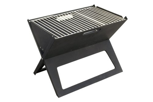 Fire Sense Notebook Charcoal Grill