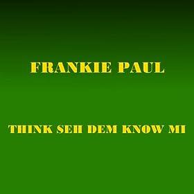 Frankie Paul - I Wanna Say I Love You