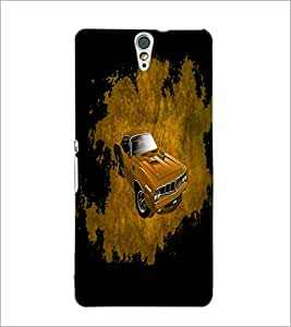 PrintDhaba Car D-4402 Back Case Cover for SONY XPERIA C5 ULTRA (Multi-Coloured)