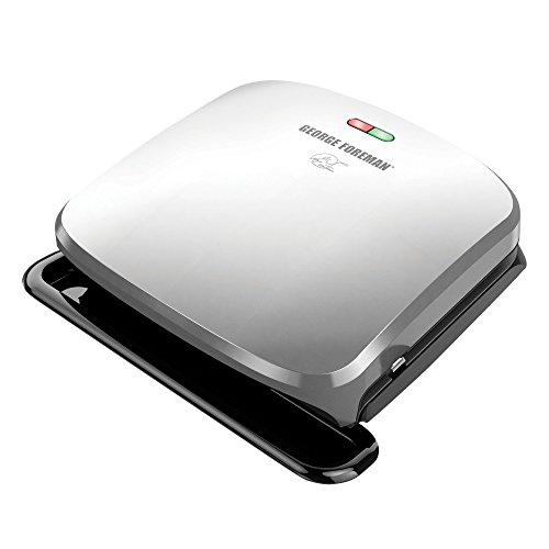 george-foreman-grp3060p-4-serving-removable-plate-grill-platinum