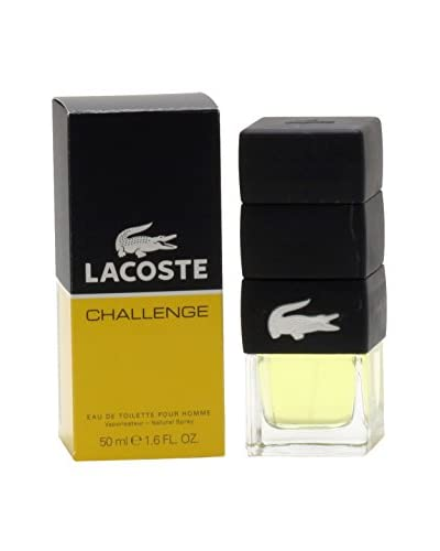Lacoste Men's Challenge Eau de Toilette Spray, 1.6 fl. oz.
