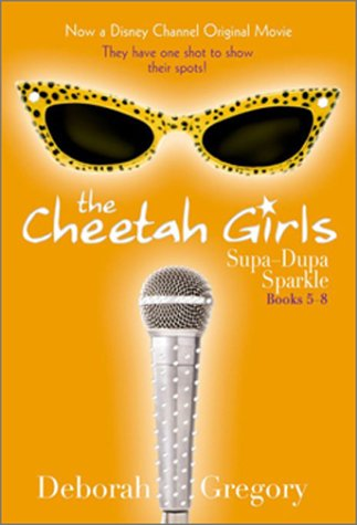 Image for Cheetah Girls Supa-Dupa Sparkle : Books 5-8
