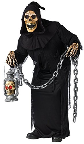 Grave Ghoul Adult Costume Size:Standard