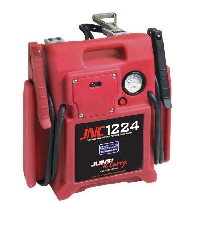 Jump-N-Carry JNC1224 3400/1700 Peak Amp 12/24V Jump Starter