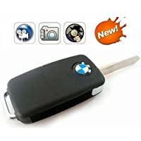 ZVision Spy HD BMW Key Chain Camera Camcorder Hidden Pinhole Mini Digital Video Recorder and DVR