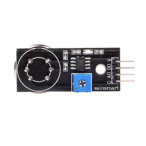 Sainsmart Mq136 Semiconductor Sensor For Hydrogen Sulfide