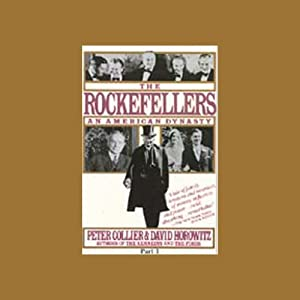 The Rockefellers Audiobook